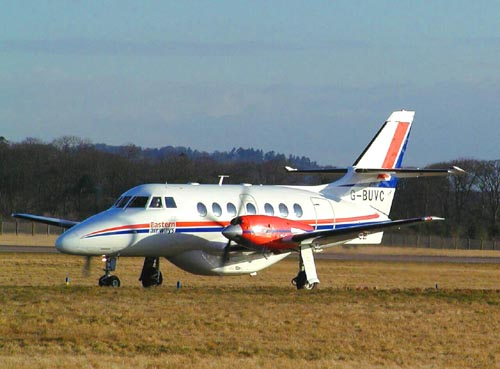 G-BUVC